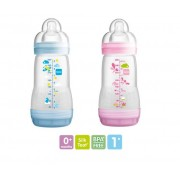 Mam Biberon First Bottle Maschio/Femmina 260ml