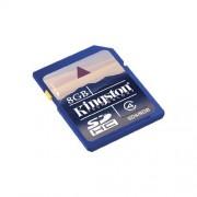 Kingston Tarjeta SDHC 8GB Clase 4
