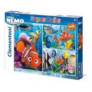 Nemo - Puzzle, 3 x 48 piezas (Clementoni 25190)