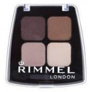 Fard Rimmel Colour Stay Quad - Smokey Brun