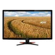 Monitor Acer GN276HLbid NVIDIA® 3D Vision™ LED, 27 (69 cm), Format: 16:9, Resolution: Full HD (1920x1080@144 Hz), 144Hz Rapid Refresh Rate, Response time: 1 ms, Contrast: 100M:1, Brightness: 300 cd/m2, Viewing Angle: 170°/160°, VGA, DVI, HDMI, Acer E