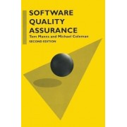 Software Quality Assurance by Tom Manns