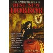 The Mammoth Book of Best New Horror, Volume 24 by Stephen Jones