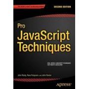 Pro JavaScript Techniques 2015 by John Paxton
