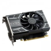 Видеокарта EVGA GeForce GTX 1050 GAMING, 2GB, GDDR5, 128 bit, DVI-I, HDMI, DisplayPort 02G-P4-6152-KR, EVGA-VC-GTX1050-REF-2GB