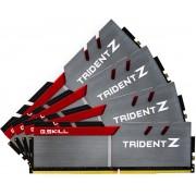 G.Skill Trident Z F4-3200C15Q-64GTZ 64GB DDR4 3200MHz geheugenmodule