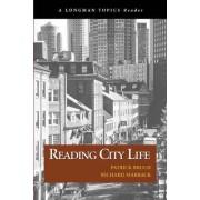 Reading City Life by Richard Marback