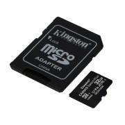 Kingston karta microSDHC 32GB klasa 10 + adapter