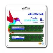 Memorie Adata Premier 8GB DDR3 1600 MHz CL11 Dual Channel Kit