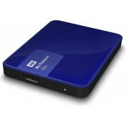Hard disk extern WD My Passport Ultra 2TB Blue USB 3.0 Hardware Encryption