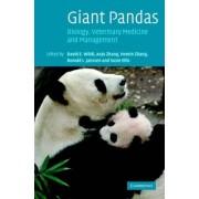 Giant Pandas by David E. Wildt
