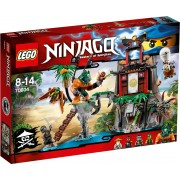 LEGO Ninjago Tiger Widow Eiland - 70604