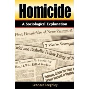 Homicide by Leonard Beeghley