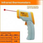 Безконтактен инфрачервен термометър Model:8650 от -50 до +650 С