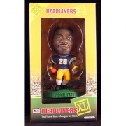 CURTIS MARTIN / UNIVERSITY OF PITTSBURGH PANTHERS 1998 Limited Edition Headliners XL Premier Collection * 1 of only 15 000 *