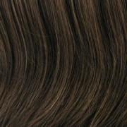 Radiant Barva: Chocolate Copper Mist, Velikost podprsenky: Average, Typ čepice: Monofilament Top with a Comfort Cap Base