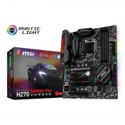 Micro-Star International MSI H270 Gaming Pro Carbon Intel Socket 1151 ATX Motherboard