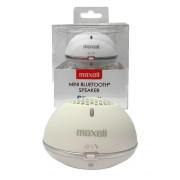 Блутут колонка за мобилни устройства MXSB BT01 бяла MAXELL