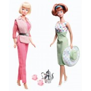 Barbie Collector Barbie and Midge 50th Anniversary Doll Giftset (japan import)