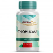 Thiomucase 400 Utr Com 60 Cápsulas Manipuladas