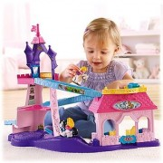 Little People Disney Princess Klip Klop Stable (Discontinued by manufacturer)