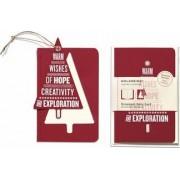 Moleskine Ornament Card Pocket - Wishing Tree by Moleskine