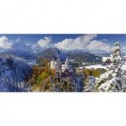 Puzzle Castelul Neuschwanstein, 2000 Piese