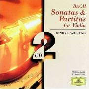Henryk Szeryng - Bach Sonatas and Partitas for Violin (0028945300429) (2 CD)
