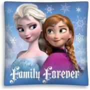 Kussen Frozen: family forever 40x40 cm