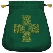 Scarabeo Keltiskt Kors, sammet