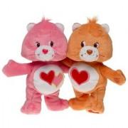 Care Bears Cuddle Pairs - Love-a-lot & Tenderheart Bear