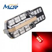 MZ T10 9.6W 48-LED rojo Decode libre de errores Canbus coche claro la lampara