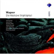 R. Wagner - Die Walkure- Hl- (0809274141026) (1 CD)