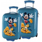 Set Troler Abs 48/55 cm Mickey si Pluto