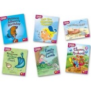 Oxford Reading Tree: Level 10: Snapdragons: Pack (6 Books, 1 of Each Title) by Jane Clarke