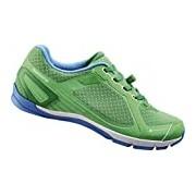 Shimano Sh-Ct41, Men Road Biking Shoes, Green (Green), 10.5 UK (46 EU)