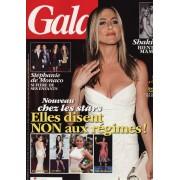 Gala / 23-01-2013 N°1024 : Jennifer Aniston (1/2p) - Adele (1p) - Alexandra Lamy (2p) - Shakira (2p)