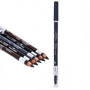 Sobrancelha Lápis Secos / Mate / Mineral Gloss Colorido / Longa Duração / Natural Multi Cores Olhos 1 1 Make Up For You