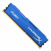 DDR3, 8GB, 1600MHz, KINGSTON HyperX Fury Blue, CL10 (HX316C10F/8)