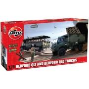 Airfix A03306 - Kit modellismo, Bedford QT v1, Serie 3, Scala 1:76