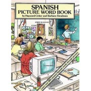 Spanish Picture Word Book by Hayward Cirker