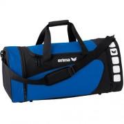 erima Sporttasche 5-CUBES (mit Nassfach) - new royal/schwarz | S