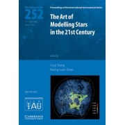 The Art of Modeling Stars in the 21st century(IAU S252) by L. Deng