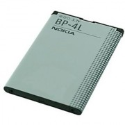 Li Ion Polymer Replacement Battery BP-4L for Nokia E52 E55 E63 E71 E72 E90 E97 E6 E61i 100 ORIGINAL