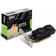 MSI GeForce GTX 1050 ti 4 GT LP 4 GB GDDR5 128bit DP DVI HDMI PCI Express x16 3.0 LP attivo