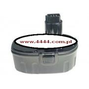 Bateria Dewalt DE9039 2000mAh 36.0Wh NiCd 18.0V