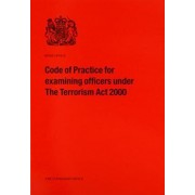 Examining Officers Under the Terrorism Act 2000 by Great Britain: Home Office