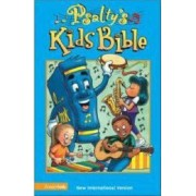 NIV, Psalty's Kids Bible, Hardcover by Ernie Rettino