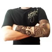 Tetovací rukávy - Budha
