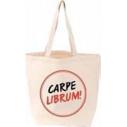 Carpe Librum! Tote Bag